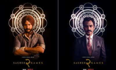 The Official Trailer of Sacred Games is Released