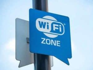 free wifi hot spots