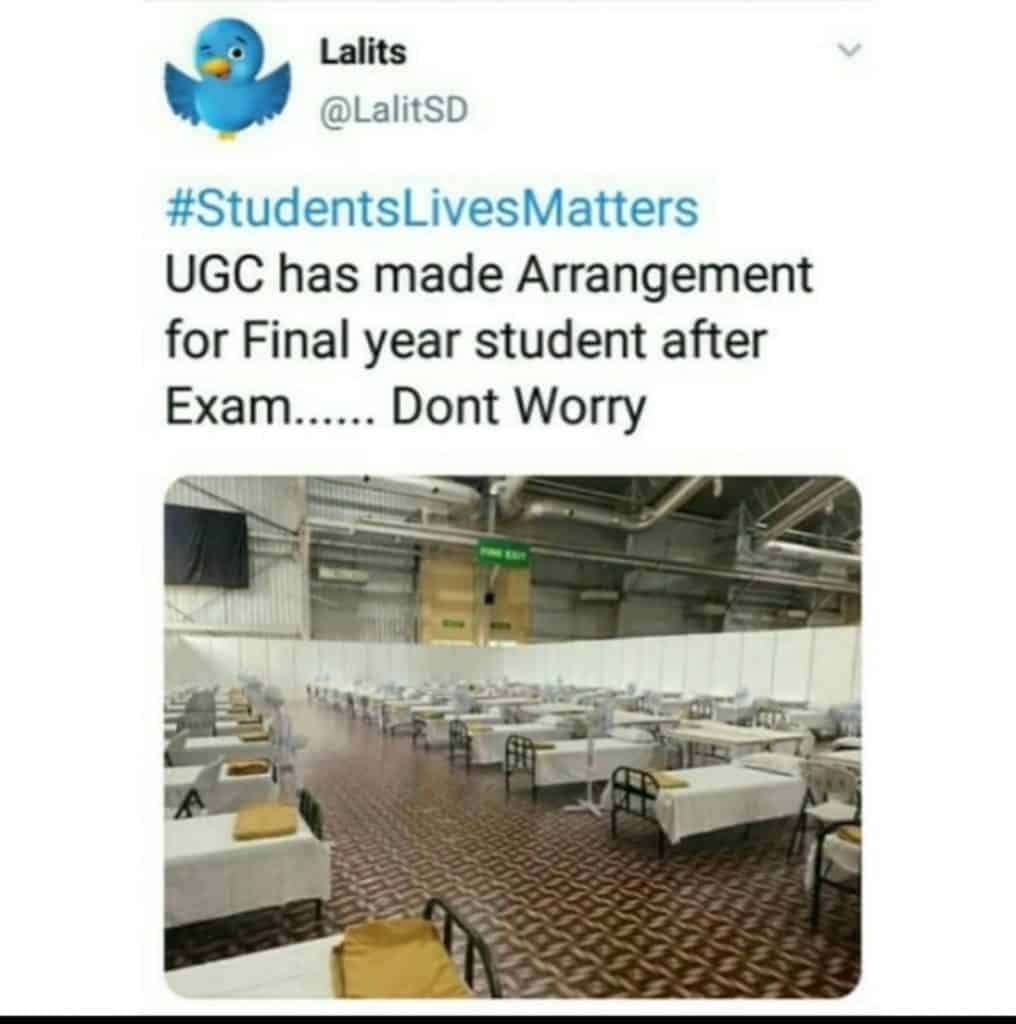 Exams for final year(meme7)