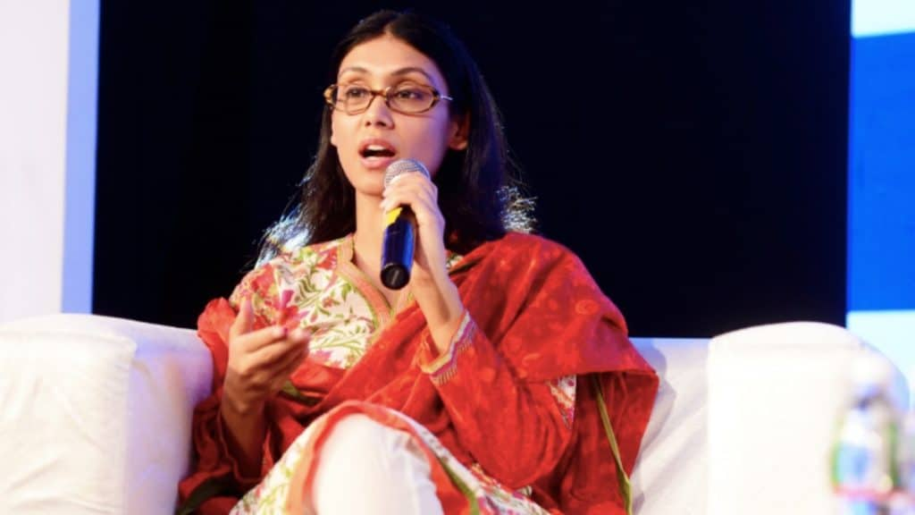 Roshani Nadar Malhotra( achievements)