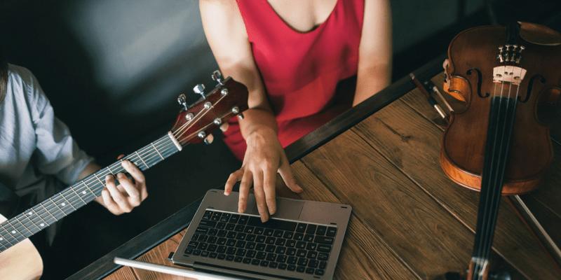 creative ideas music