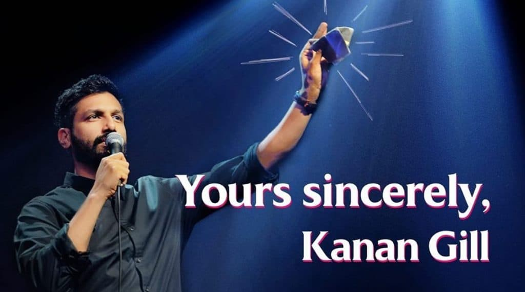 kanan- yours sincerely