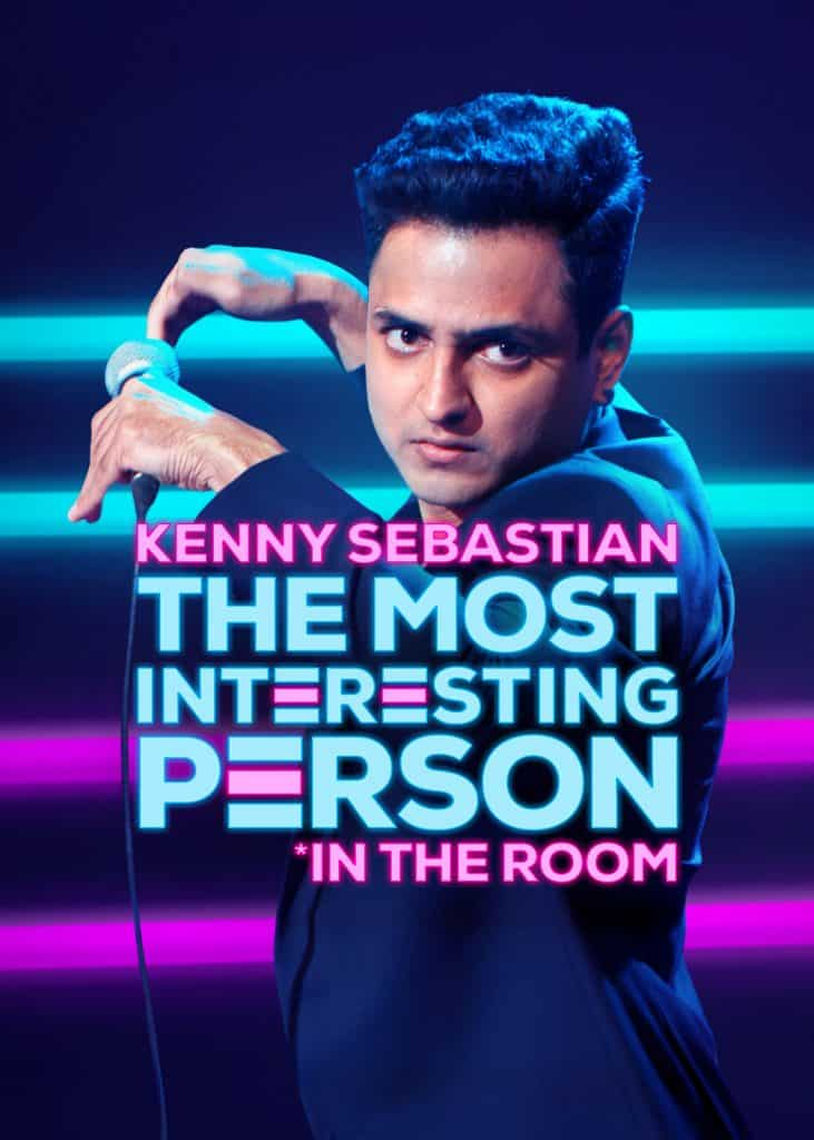 Standup Comedy kenny- the most interesting person in the room