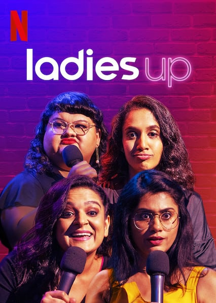 ladies up - netflix