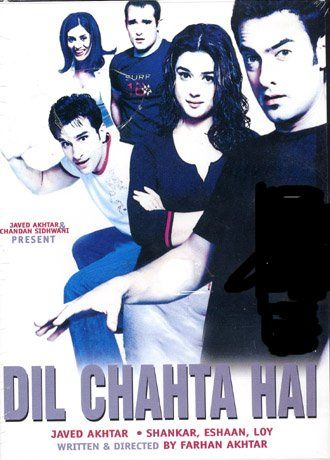 timeless Bollywood movies(dil chahta hai)