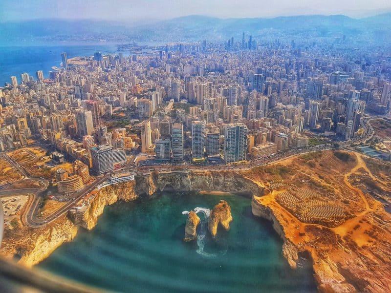 Beirut devastation (beirut)