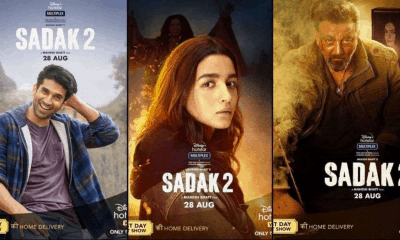 the trailer of sadak 2 (cast