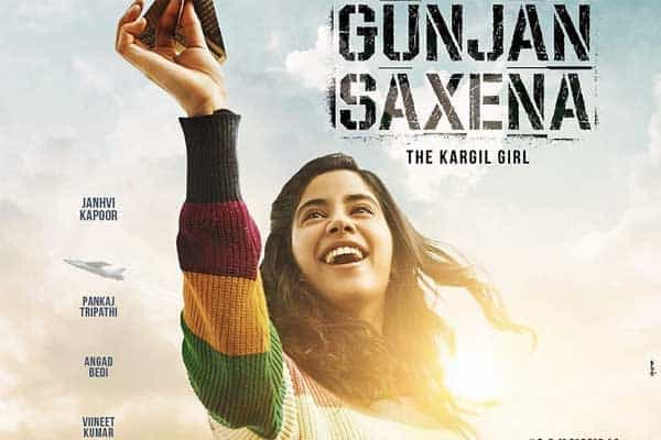 gunjan Saxena review (poster