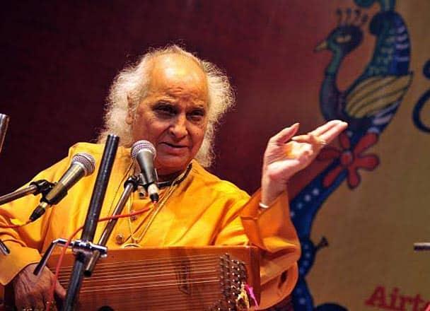 pandit jasraj(performed