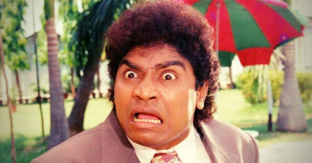 top all time Comic Actors (johnny lever