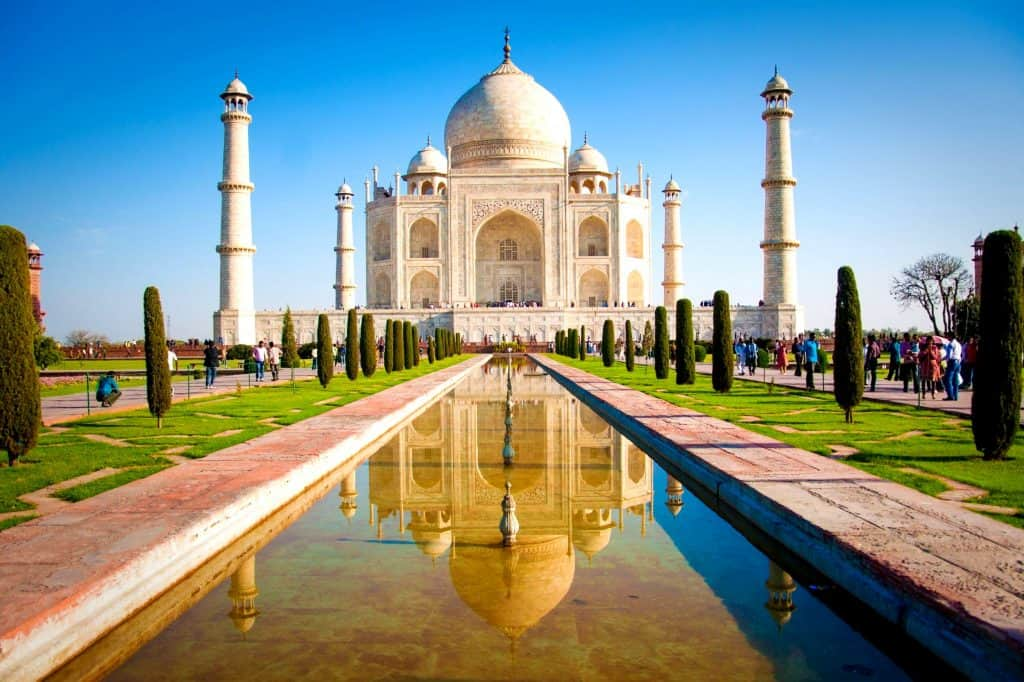 top holiday destinations (Agra)
