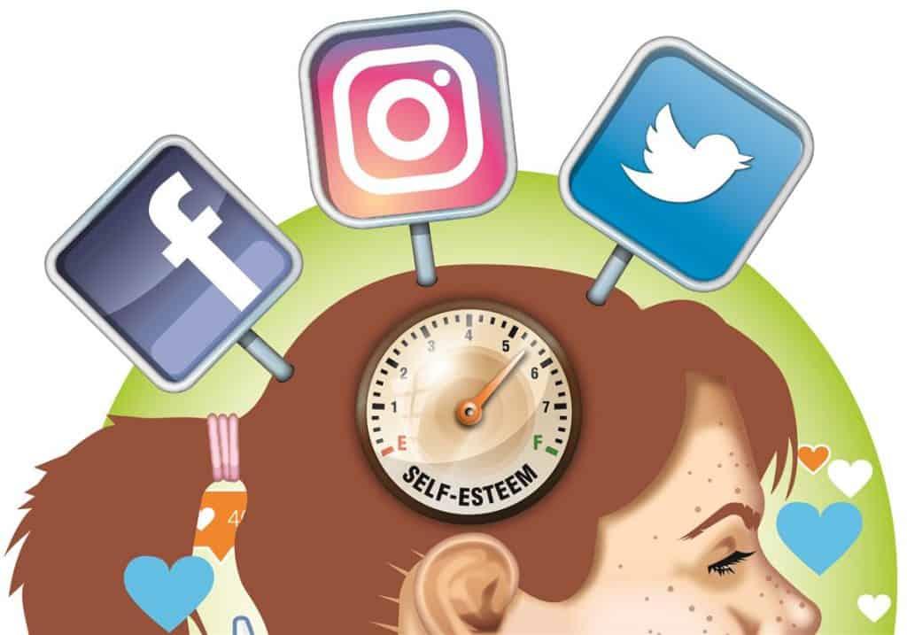 toxic habits (excessive social media )
