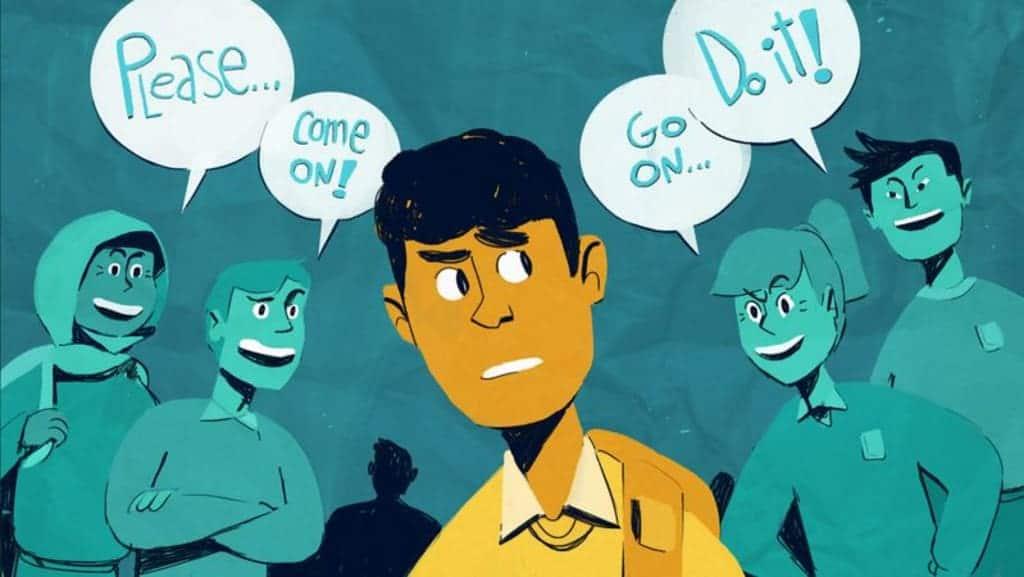 toxic habits(peer pressure