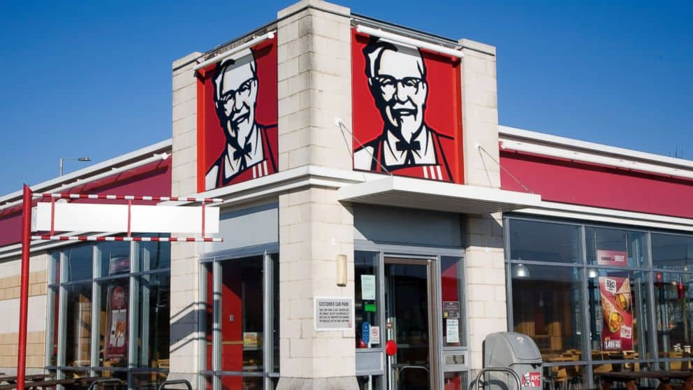 KFC gets rid of iconic tagline (kfc as global brand