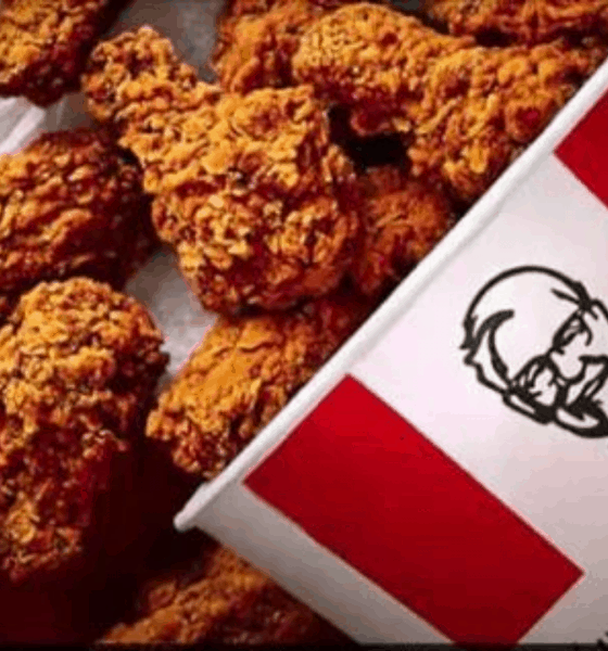KFC gets rid of iconic tagline 'It's Finger-Lickin' Good'
