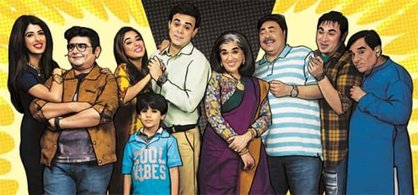 top sitcoms(sarabhai vs Sarabhai
