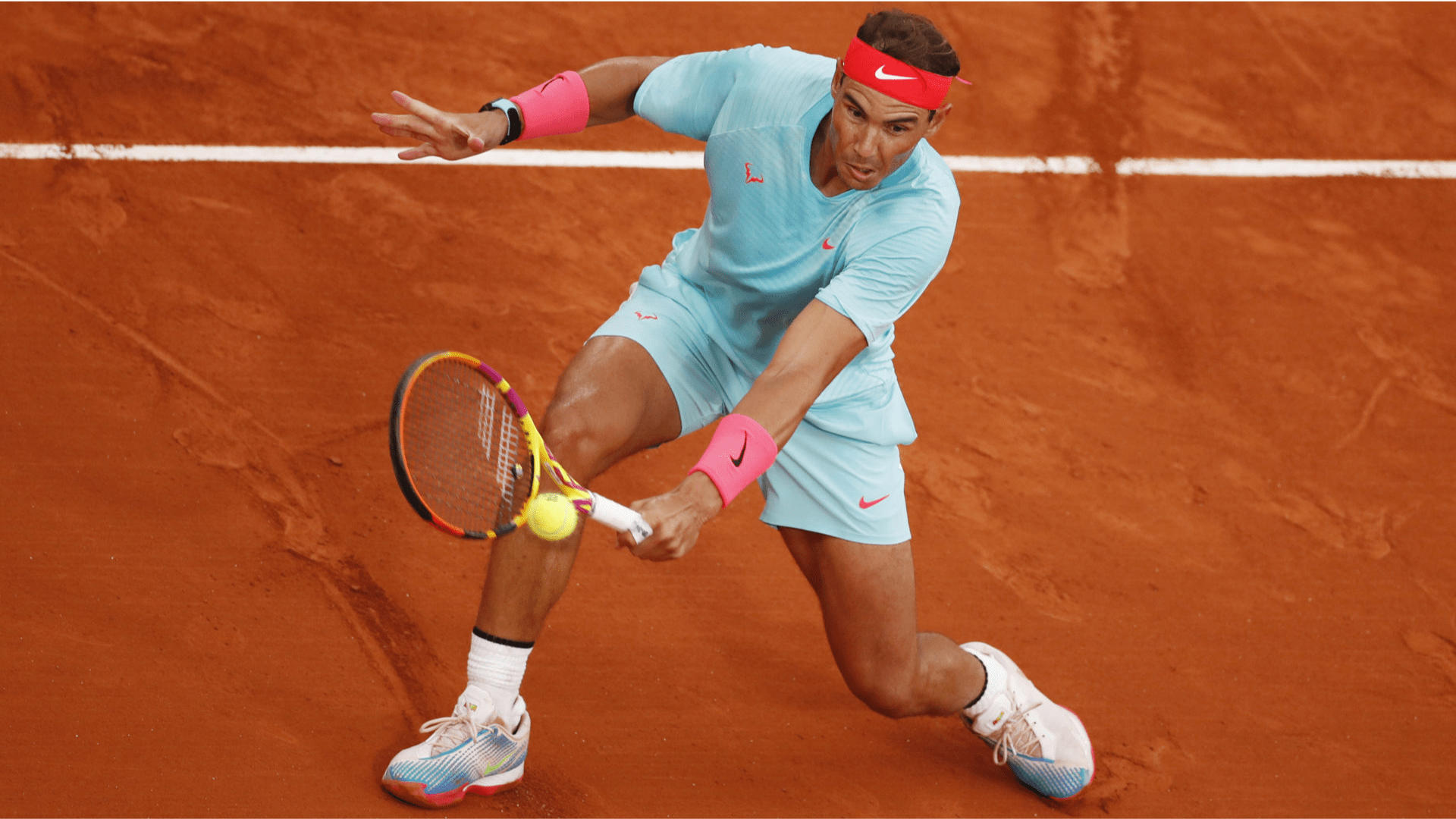 Rafael Nadal Winning Yet Another French Open
