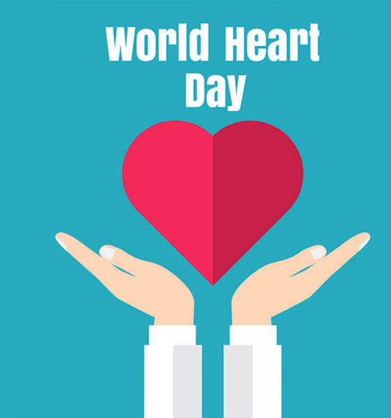 World Heart Day- How To Keep Your Heart Healthy