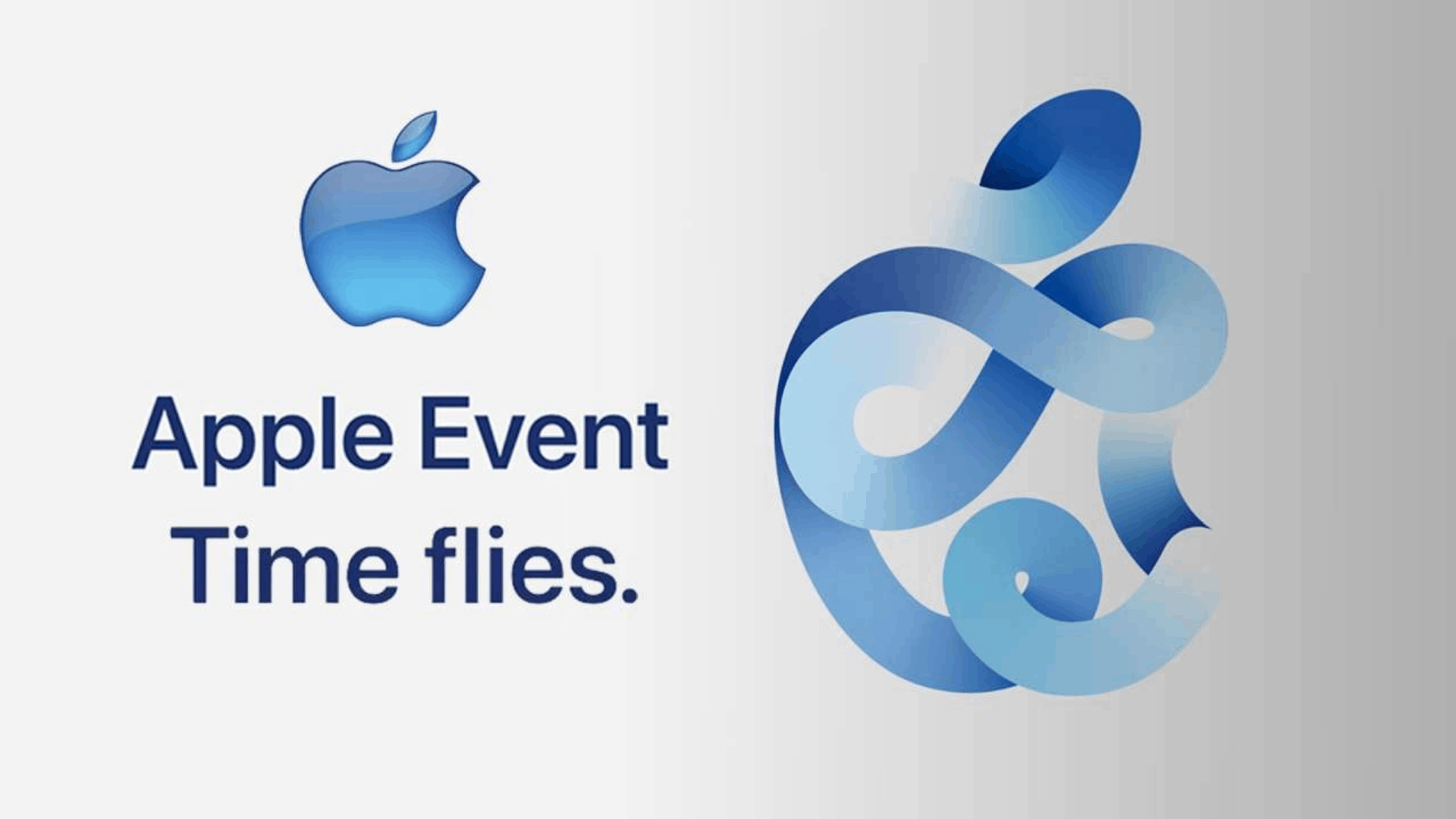 Apple Time Flies event